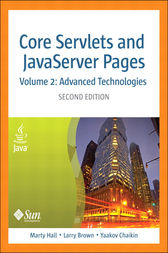 Core Servlets and JavaServer Pages, Volume 2 by Marty Hall