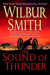 The Sound of Thunder by Wilbur Smith