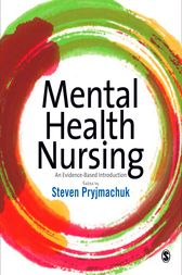 Mental Health Nursing by Steven Pryjmachuk