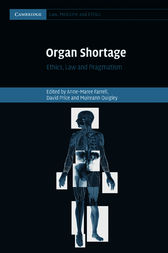 Organ Shortage by Anne-Maree Farrell