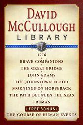 David McCullough Library E-book Box Set by David McCullough