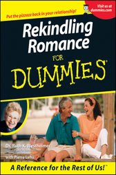 Rekindling Romance For Dummies by Ruth K. Westheimer