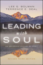 Leading with Soul by Lee G. Bolman