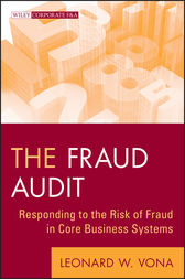 The Fraud Audit by Leonard W. Vona
