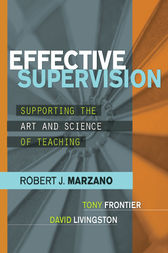 Effective Supervision by Robert J. Marzano