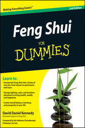 Feng Shui For Dummies by David Daniel Kennedy