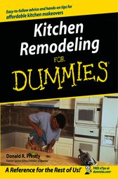 Kitchen Remodeling For Dummies by Donald R. Prestly