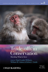 Trade-offs in Conservation