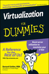 Virtualization For Dummies by Bernard Golden