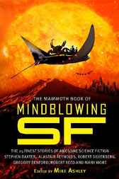 The Mammoth Book of Mindblowing SF by Mike Ashley