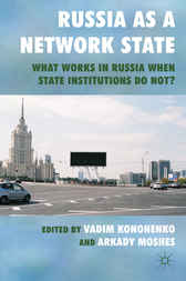 Russia as a Network State by Vadim Kononenko