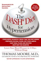 The DASH Diet for Hypertension by Mark Jenkins