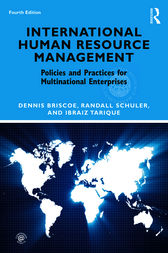 International Human Resource Management by Dennis Briscoe