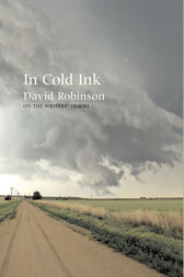 In Cold Ink by David Robinson