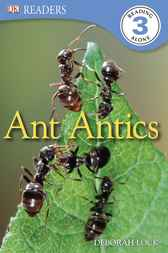 DK Readers L3: Ant Antics by Deborah Lock