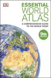 Essential World Atlas by DK