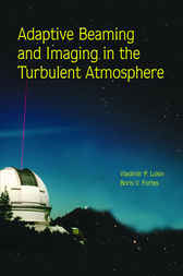 Adaptive Beaming and Imaging in the Turbulent Atmosphere