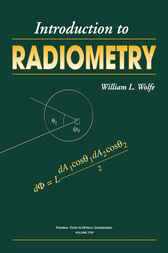 Introduction to Radiometry