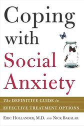 Coping with Social Anxiety by Eric Hollander