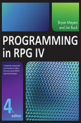 Programming in RPG IV by Jim Buck