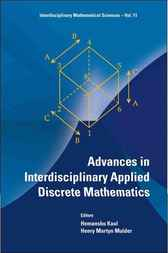 Advances in Interdisciplinary Applied Discrete Mathematics by Hemanshu Kaul