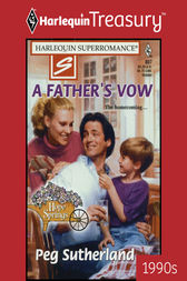 A Father's Vow by Peg Sutherland