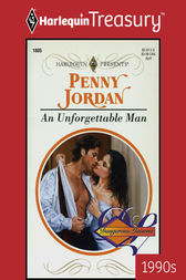 Unforgettable Man by Penny Jordan