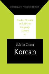 Korean by Suk-Jin Chang