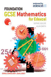 Edexcel GCSE Maths Foundation by Alan Smith