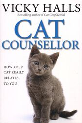 Cat Counsellor by Vicky Halls