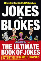 Jokes for Blokes by Llewellyn Dowd
