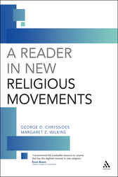 Reader in New Religious Movements by George D. Chryssides