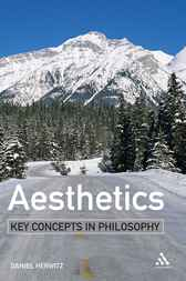 Aesthetics: Key Concepts in Philosophy by Daniel Herwitz