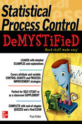 Statistical Process Control Demystified by Paul Keller