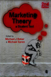Marketing Theory by Michael J Baker