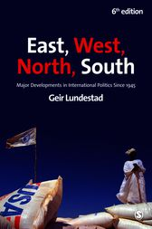 East, West, North, South by Geir Lundestad