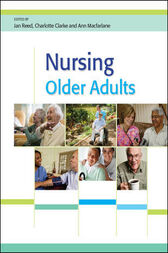Nursing Older Adults by Jan Reed