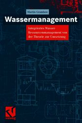 Wassermanagement by Martin Grambow