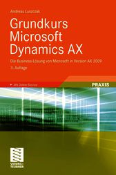 Grundkurs Microsoft Dynamics AX