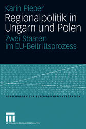 Regionalpolitik in Ungarn und Polen