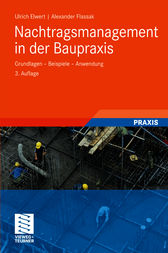 Nachtragsmanagement in der Baupraxis by Springer Fachmedien