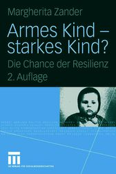 Armes Kind - starkes Kind? by Margherita Zander