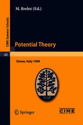 Potential Theory by M. Brelot