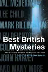 The Mammoth Book of Best British Mysteries by Maxim Jakubowski