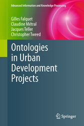 Ontologies in Urban Development Projects by Gilles Falquet