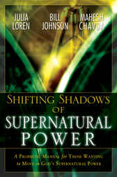 Shifting Shadow of Supernatural Power by Julia Loren