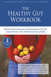 The Healthy Gut Workbook by Victor Sierpina