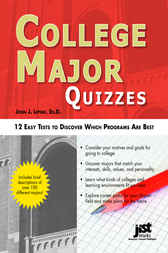 College Major Quizzes by John Liptak