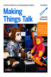 Making Things Talk by Tom Igoe