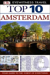 DK Eyewitness Top 10 Travel Guide: Amsterdam by Leonie Glass